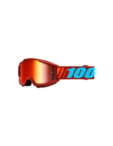 Goggles 100% Accuri DAUPHINE Mirror 2601274 100% Goggles