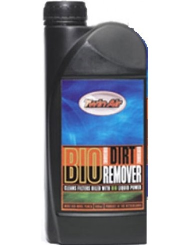 Bio Dirt Remover Twin Air (1 Lt) 159004 Twin Air Huiles et nettoyage filtre à air