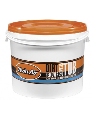 Secchio Twin Air per pulizia filtro - Cleaning tub