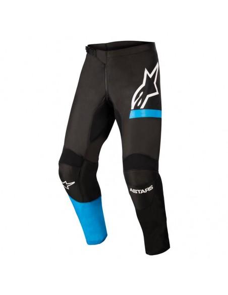 Gear Set Alpinestars Fluid Chaser Black/Blue 2022 3722422-1773+3762422-1773 Alpinestars Combo Jersey & Pant Motocross/Enduro
