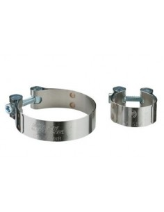 Stainless Steel Exhaust Clamps 286 Moose Racing Zubehor