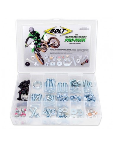 Pro Pack Bolt Kit