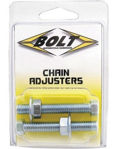 BOLT Chain Adjuster Nuts 8.8 M8x50 mm 2006-ch Bolt Kits-visserie