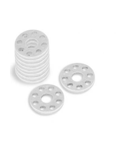Rondelle alluminio Bolt 6 x 18 mm