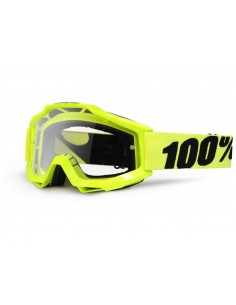 Goggle 100% Accuri Fluo yellow accurifluoy 100% Goggles
