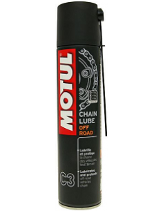 Spray catena MOTUL chain lube off-road 102982 Motul  Grassi e lubrificanti
