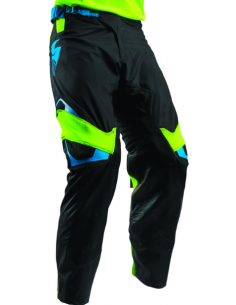 Pantalone Prime Fit Rohl Verde fluo/Nero Thor