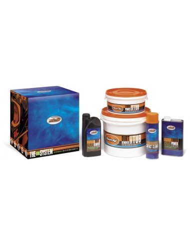 Bio System Twin Air 3610-0019 Twin Air Air filter oil and cleaner