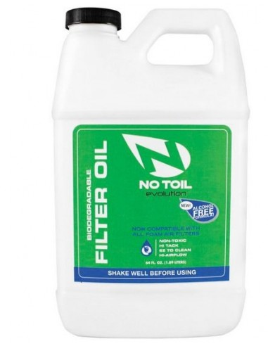 Air Filter Oil Evolution No TOIL 2 Lt 3610-0028 NoToil Luftfilteröle & Reinigung