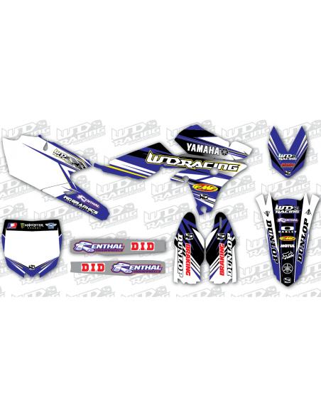 Graphics Kit Yamaha RAY WDGRAYYAM YAMAHA
