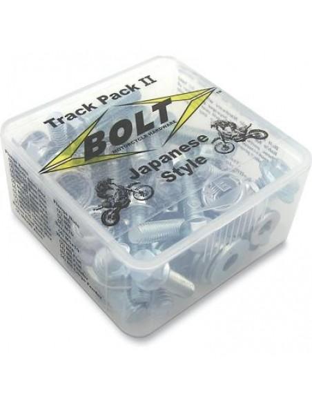 Bolt Hardware Track Pack 419 Bolt Kits-visserie