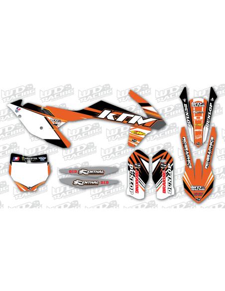 Graphics Kit KTM RAY WDGRAYKTM KTM