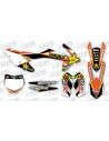 Graphics Kit KTM ROCKSTAR