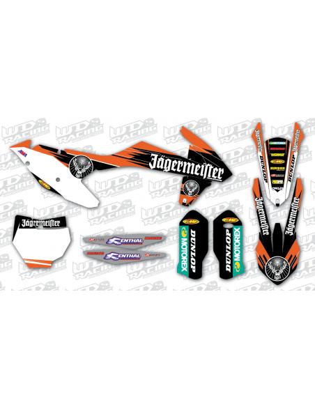 GRAFICHE KTM JAGERMEISTER WDD20