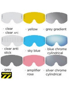 replacement lenses for Scott Recoil XI 2992 Scott Accessoires masques