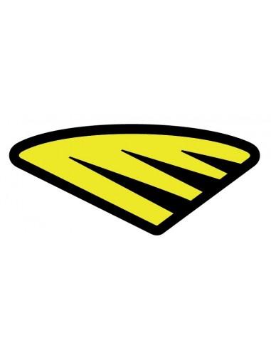 Decal Logo Cycra 3 pz AdesivoCycra Sponsoraufkleber