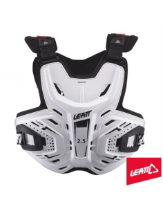 CHEST PROTECTOR 2.5 White 5017120111 Leatt Chest guard