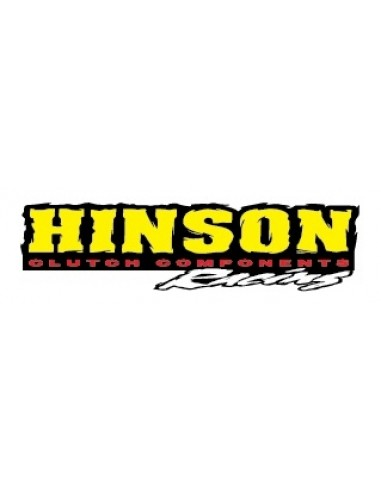 Decal Logo Hinson racing 3 pz AdesivoHinson Sponsoraufkleber