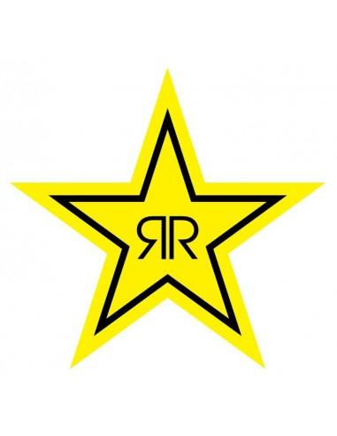 Decal Set Rockstar (Star) 3 pz AdesivoRockstar Brand sticker