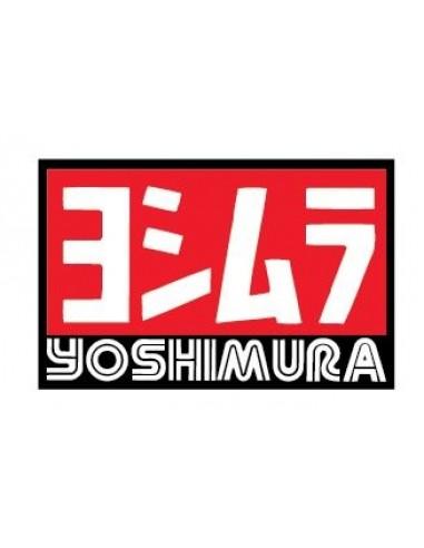 Decal logo Yoshimura 3 pz AdesivoYoshimura Adesivi singoli (Loghi)