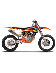 Graphics Kit KTM Race