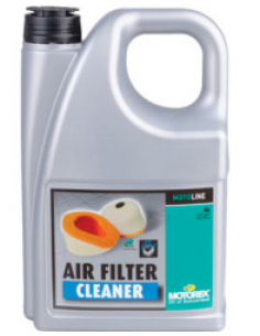 Air Filter Cleaner Motorex 4 lt