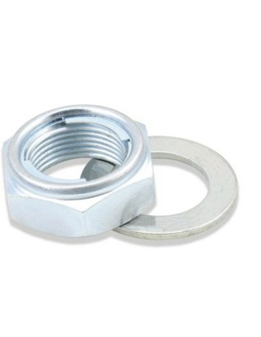 BOLT Locking Axle Nut And Washer M22 AXN22 Bolt Kits-visserie