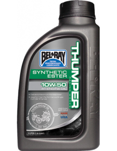 Olio motore 4T Bel Ray works thumper racing full syntethic 10W-50 1 Litro