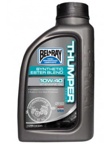 Bel ray Thumper racing 4T 10W-40 3601-0141