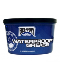 GREASE WATERPROOF TUB 16OZ BEL RAY 3607-0020 Belray Graisse et lubrifiant