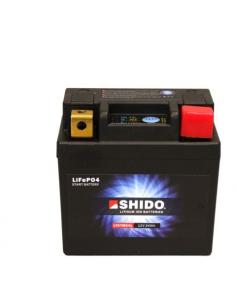 Batteries Shido KTM SXF 250 016-017