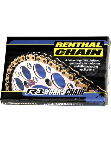Chain Renthal R1 Works passo 520