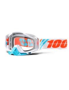 Goggles 100% Racecraft Calculus Ice