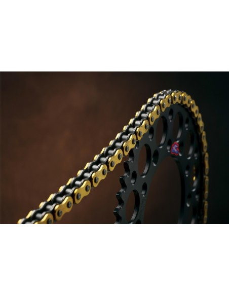 Chain Renthal R1 Works passo 520 C127 Renthal Chains