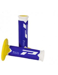 Grips Progrip 788 Blue-Yellow