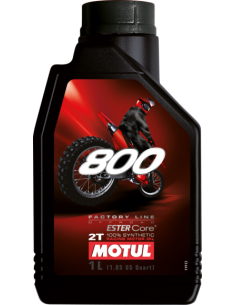 2T Engine Oil MOTUL Factory LIne 800 off road