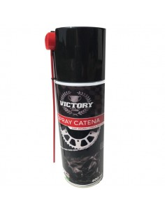 Spray grasso catena offroad - Victory Oils - 400ml C1056CHAINS WDracing-Victory Grassi e lubrificanti