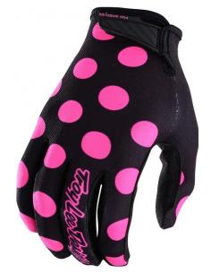 Gloves TLD Troy Lee Designs GP Air Dot Black/Pink 2018
