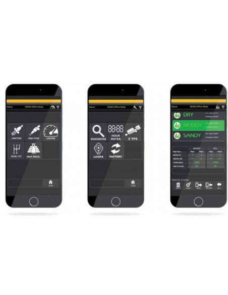 GET Wifi-COM RX1&Honda CRF 936