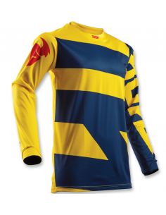 Jersey Thor Pulse Level Navy/Yellow