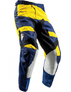 Pantalone Thor Pulse Level Navy/Giallo