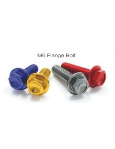 Screw Alu 7075 anodized M6 DRC