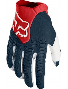Gloves Fox Pawtector Red/Navy