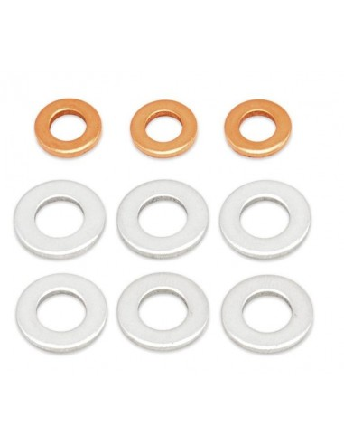 HONDA ASSORTMENT DRAIN PLUG WASHERS