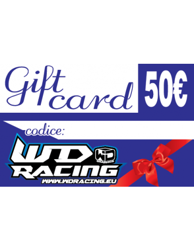 Gift Card 50€ GFT50  Gift Card- MX toys