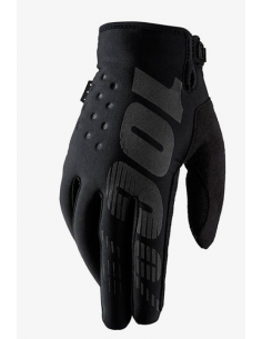 Winter Gloves 100% Brisker 3660 100% motocross-handschuhe