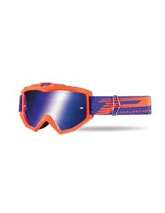 Goggles ProGrip Cross Raceline Orange Blue