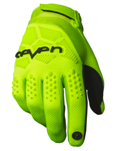 Gloves Seven MX Rival Fluo Yellow