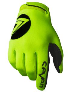 Gloves Seven MX Annex 7 DOT Fluo Yellow