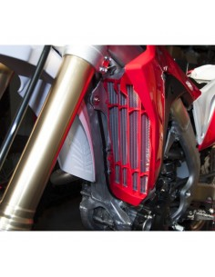 Oversized raditor covers Racetech CRF 250 018